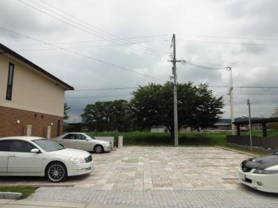 【駐車場】プレジールメゾンⅠ