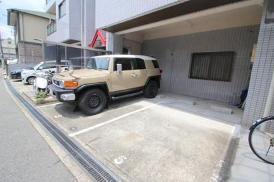 【駐車場】シンシア曽根西レジデンス