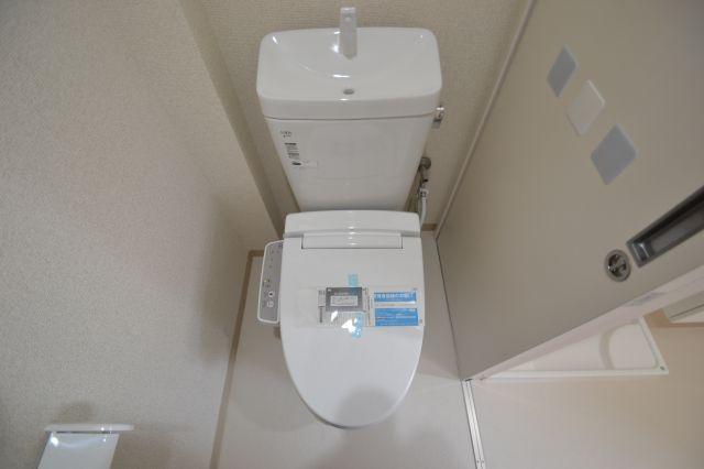 【トイレ】第3メグミハイツ