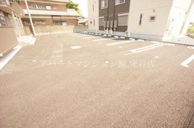 【駐車場】コンフォートA