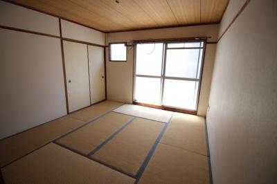 和室6畳のリビング