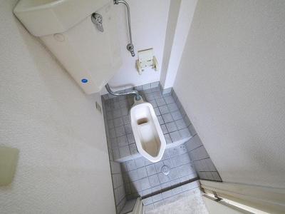 【トイレ】南田原2階建貸事務所