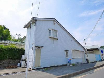 【外観】南田原2階建貸事務所