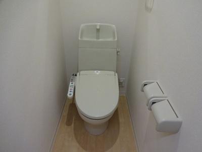 カーサ・デラ・グロリアのトイレ
