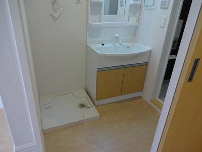 カーサ・デラ・グロリアの独立洗面台