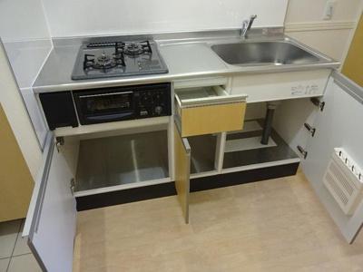 カーサ・デラ・グロリアのキッチン2