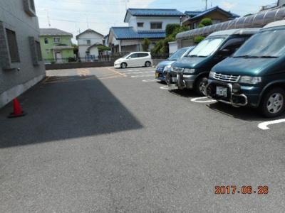【駐車場】YKゴールデンⅡ