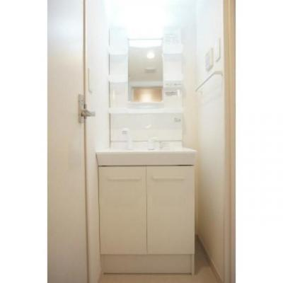 リブリ・エクセル長洲の洗面台