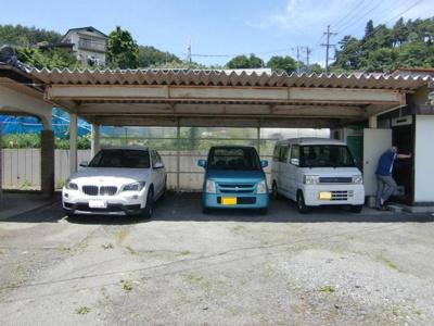【駐車場】岡谷市内山⑪