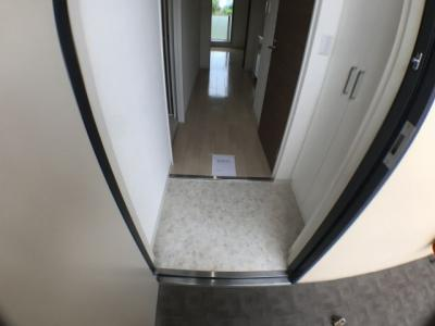 【玄関】Ferio