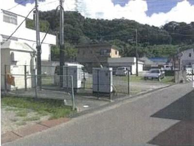 【前面道路含む現地写真】【売地】明和中学校区・29697
