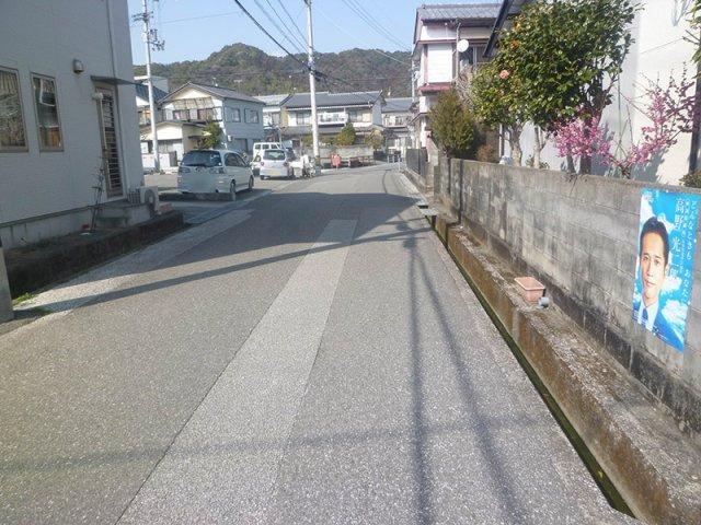 【前面道路含む現地写真】十津5