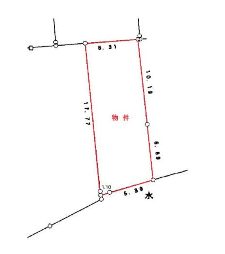 【土地図】朝倉丙
