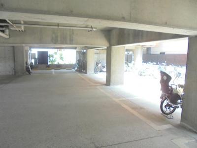【駐車場】トラファルケ