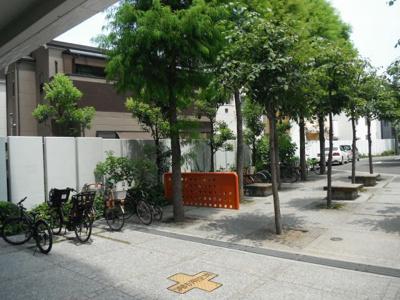 【周辺】北花田ガーデンファミリアⅠ番館(五箇荘小学校)