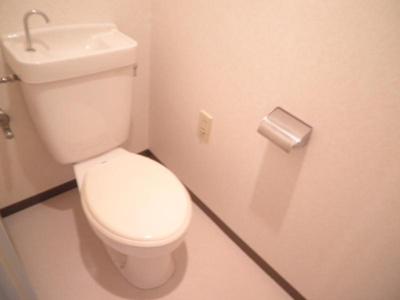 【トイレ】片岡マンション2