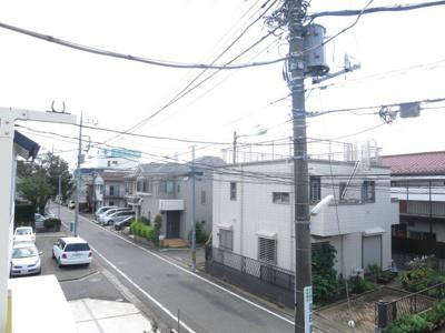 【展望】萩山テラスハウス