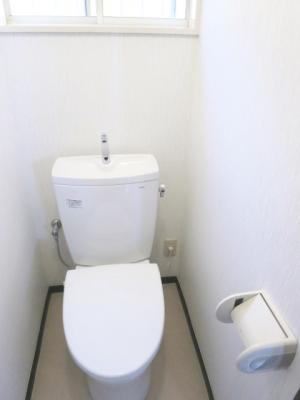 【トイレ】萩山テラスハウス