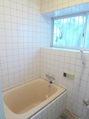 【浴室】萩山テラスハウス