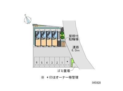 【地図】サンクレール柏C