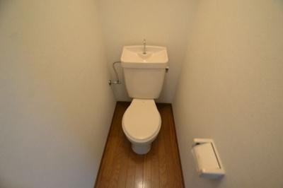 【トイレ】サンモーリッツ