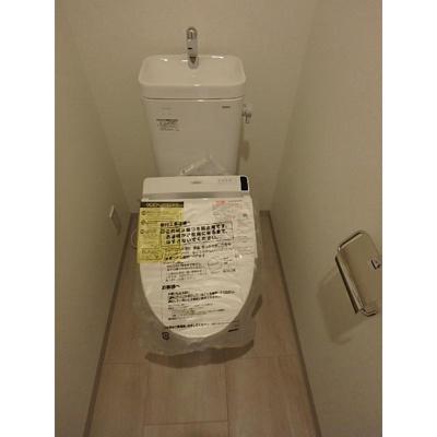 グラヴェル幕張のトイレ