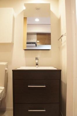 リブリ・NaNaの洗面台