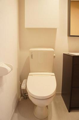 リブリ・NaNaのトイレ