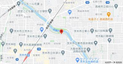 【地図】コーポフォーリスト