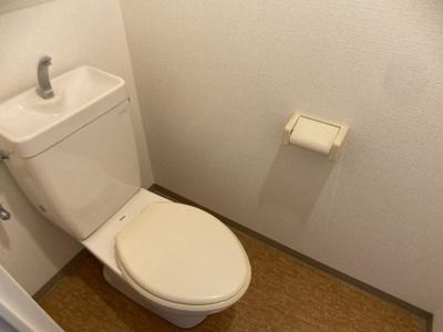 【トイレ】コーポフォーリスト