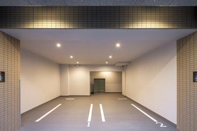 【駐車場】清澄白河レジデンス参番館