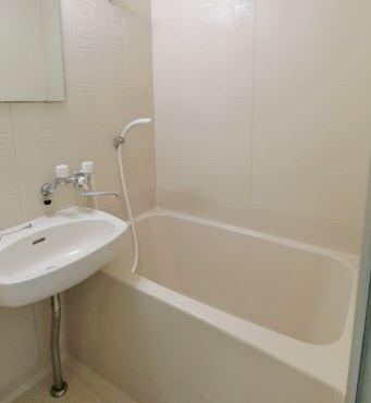【浴室】パークサイド東