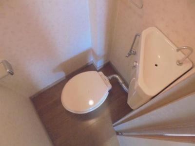 【トイレ】コーポホンダ