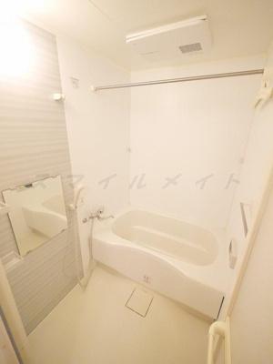 浴室乾燥・追い焚きついてます