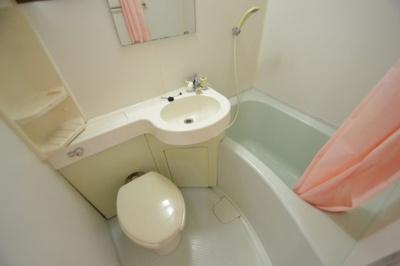 【浴室】ラ・フェ・ブランシュ岡本