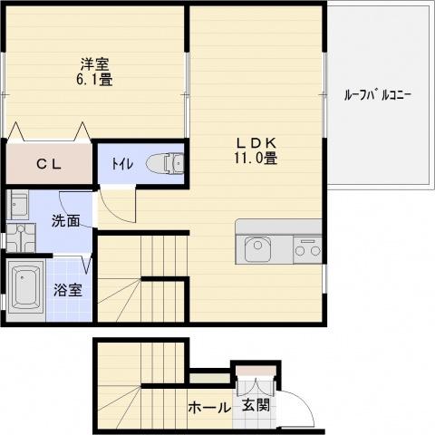 Comodo Residencia八尾南