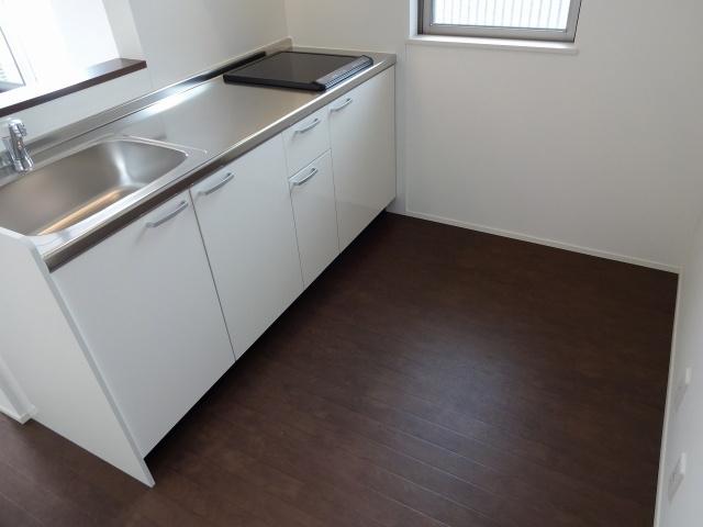 【キッチン】Comodo Residencia八尾南