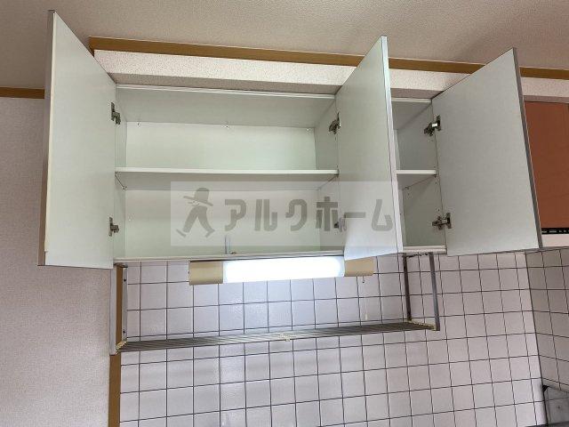 メゾンドエスポワール(柏原市円明町) キッチン