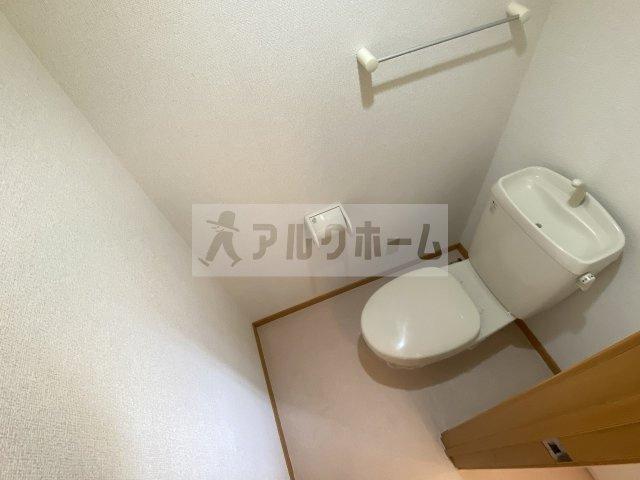 メゾンドエスポワール(柏原市円明町) トイレ