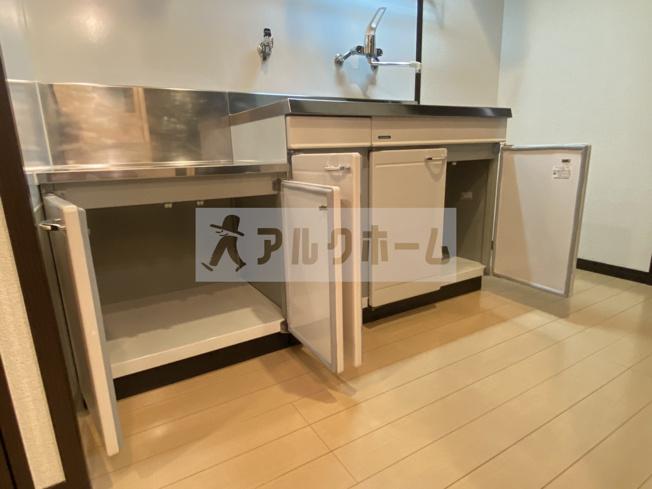 レフア弓削 キッチン