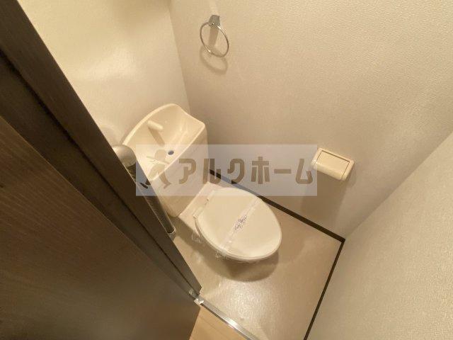 レフア弓削 浴室
