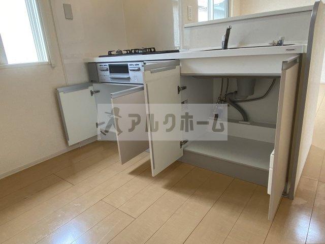 アムールA棟 キッチン