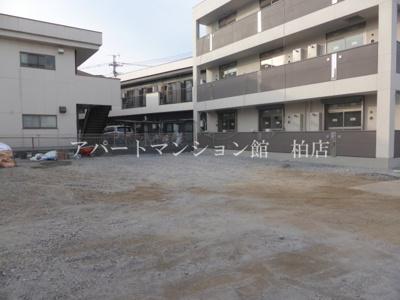 【駐車場】葉山レジデンスⅢ
