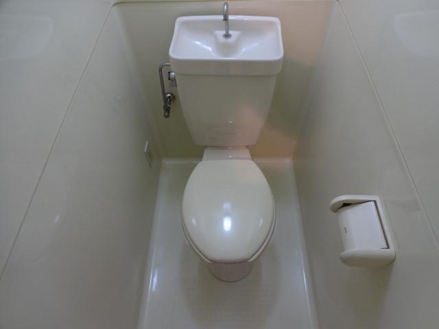マービーハウス トイレ