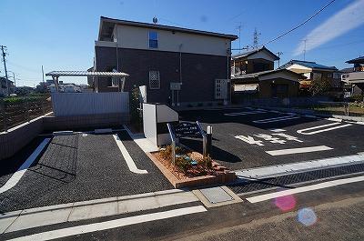 【駐車場】シャンドール弐番館