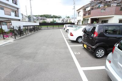 【駐車場】コーポ春日