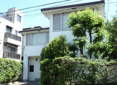 【外観】下村ハウス(表参道賃貸一戸建て)