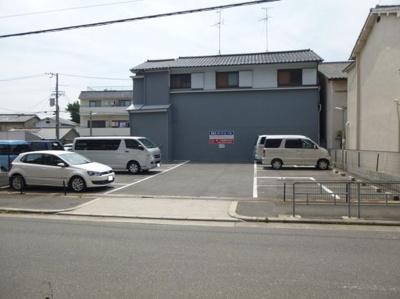 【外観】新泉モータープール