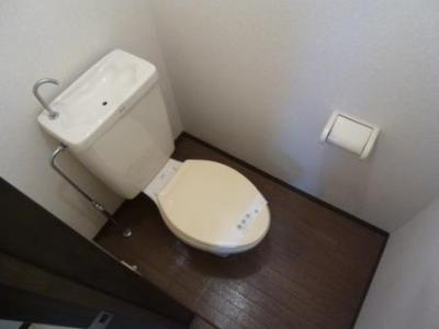 ベルエポックのトイレ