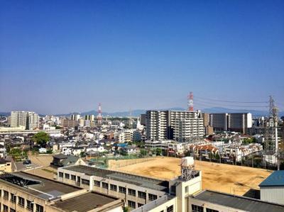 【展望】ケイズパーク堺・北花田(五箇荘小学校)